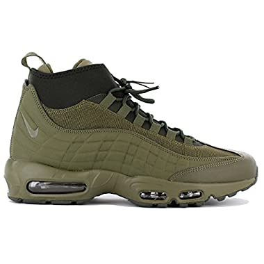 b6c975dba7 NIKE Air Max 95 Sneakerboot Men's Boot (Olive) ...