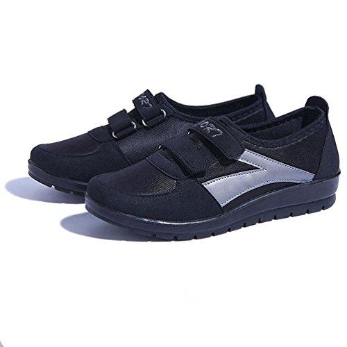 JITIAN Zapatillas de Material de Deporte Sint qYrSqdw