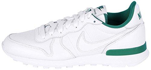 Nike Internationalist WIM QS Donna US 8 Bianco Scarpa da Tennis