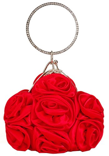 Evening Bag Red - 4