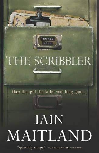 The Scribbler: Amazon.co.uk: Iain Maitland: 9781912235803: Books