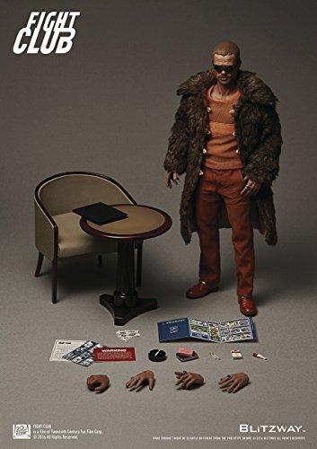 Blitzway Tyler Durden Fur Coat Version