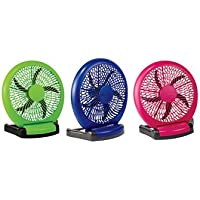 O2COOL 8 Energy Efficient Fan