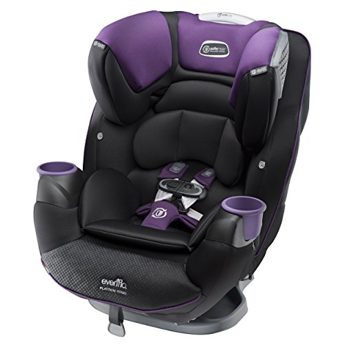 Evenflo SafeMax Platinum All-in-One Convertible Car Seat, Madalynn