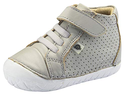 - Old Soles Baby Boy's Pave Cheer (Infant/Toddler) Gris 22 M EU M