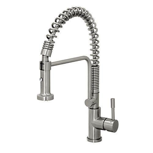 Geyser GF51-S Geyser Stainless Steel Commercial-Style Coiled Spring ...