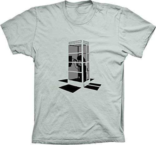 Camiseta Et Alien No Telefone