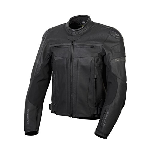 Custom Leather Motorcycle Suit - 3