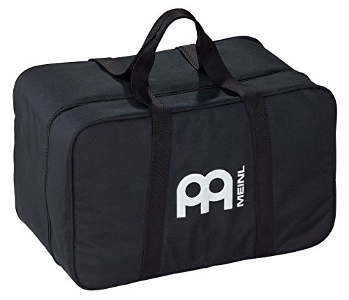 Meinl Percussion Cajon Box Drum Bag - Standard Size - Heavy Duty Nylon with Internal Padding and Carrying Grip Gig) (MSTCJB ()