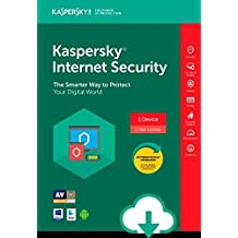 Kaspersky Internet Security ESD - 3 Device [PC/Mac Online Code]