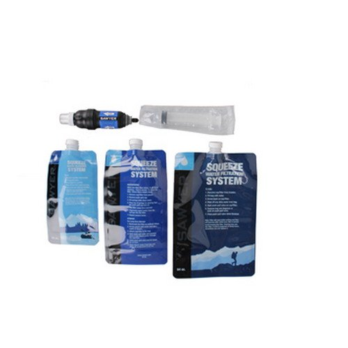 Squeeze Filter .5, 1, and 2L Bags
