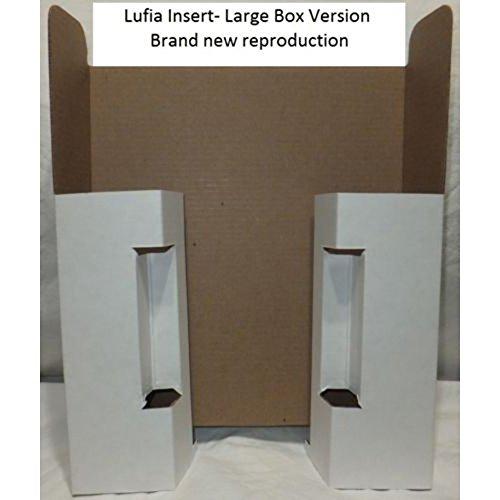 Lufia Tray/Insert- Big Box Version- Brand New Reproduction- PAL