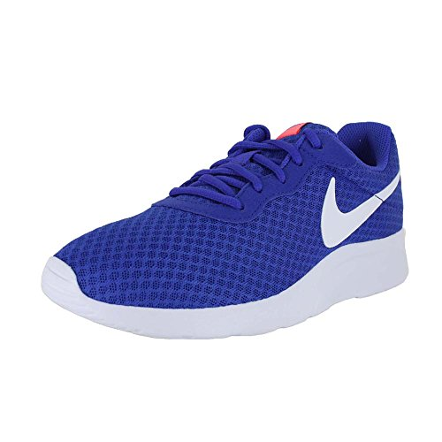 NIKE WOMENS WMNS WMNS WMNS NIKE TANJUN PARAMOUNT BLUE WHITE LAVA GLOW SIZE 11 B01HN3GBSG Shoes 1019c9