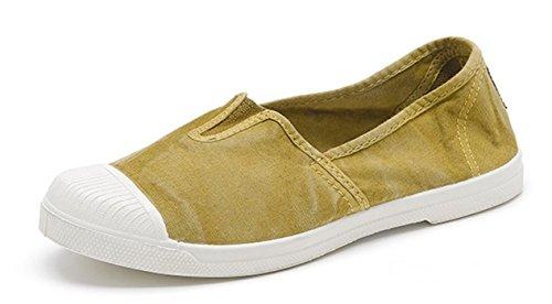 Ultimo Sneakers World Natural Eco Molti Mocassini Vegan Tela Trendy Scarpe Modello Slavato Colori In Donna Per 604 106e Ecologico Ballerine nqI64qW
