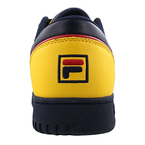 Fila Original Fitness Low Yellow