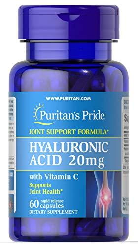 (Puritan's Pride Hyaluronic Acid 20 mg-60 Capsules )