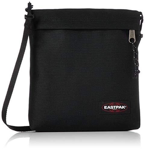 Eastpak Men's Lux Shoulder Bag, Black, One Size