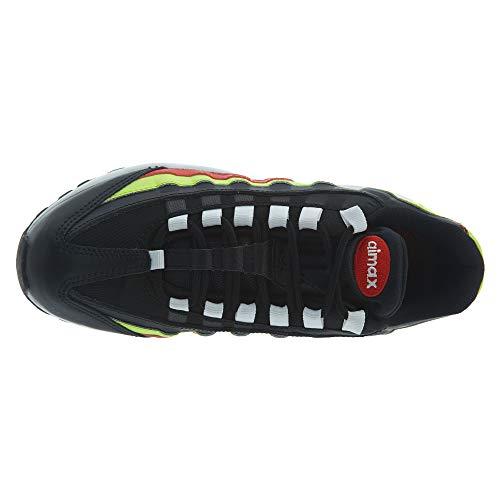 Wmns Fitness Nike 95 019 volt Chaussures Multicolore black De Max Air Femme Red habanero white UaRnwCqRdx