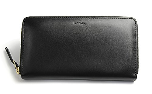 Paul Bags Smith (Paul Smith Accessories Leather Zip-Around Calf Leather Purse)