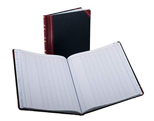 Forms Page Single Esselte (Boorum & Pease 1602 1/2 Series Single Page- 8 Columnar Book, 1/EA (160212158))