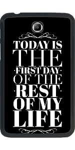 """Funda para Samsung Galaxy Tab 3 P3200 - 7"""" - Hoy Es El Primer Día"""