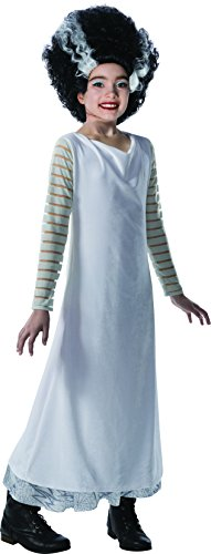 Rubie's Universal Monsters Child's Bride Of Frankenstein Costume, Medium