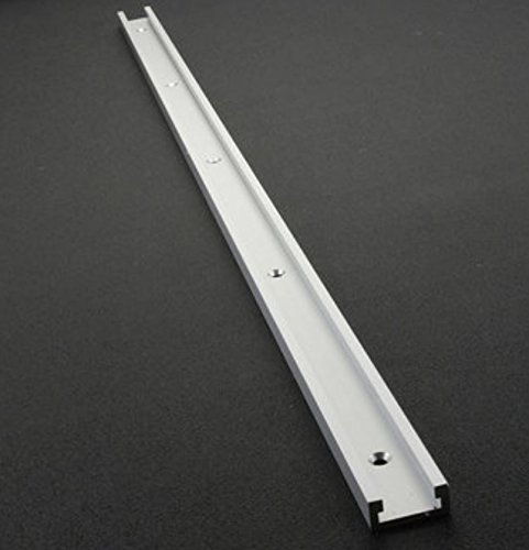 800mm Aluminum Alloy T-track Wood Working 30x12.8mm T-slot Miter Track by AdvancedShop