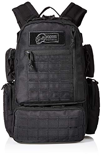 VooDoo Tactical 15-0050001000 Mini Tobago Pack, Black