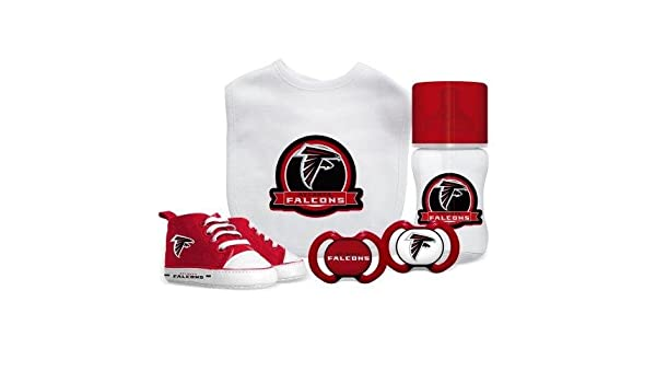 81838dfb015f Amazon.com   Baby Fanatic NFL Atlanta Falcons Infant and Toddler ...