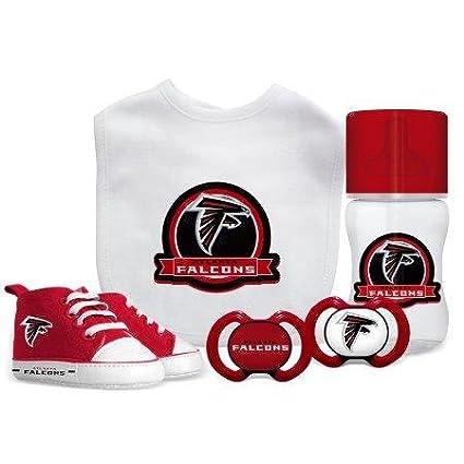 separation shoes caf3f 4794e Amazon.com : Baby Fanatic NFL Atlanta Falcons Infant and ...