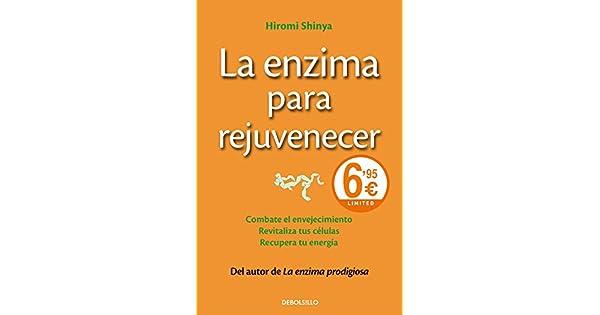 Amazon.com: La enzima para rejuvenecer / The enzyme to ...