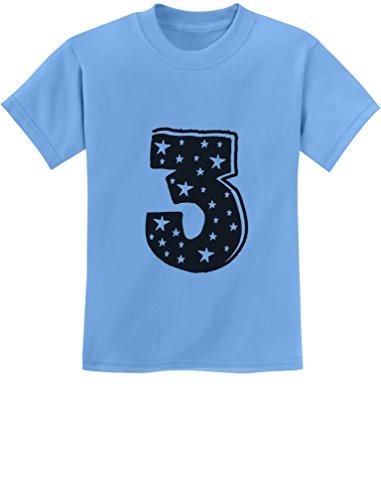 e714097ec Three Years Old Boy/Girl Birthday Gift Idea - I'm 3 Superstar Kids T ...