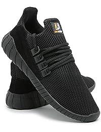 Tênis Sneaker Caminhada Super Leve Calce Fácil Conforto