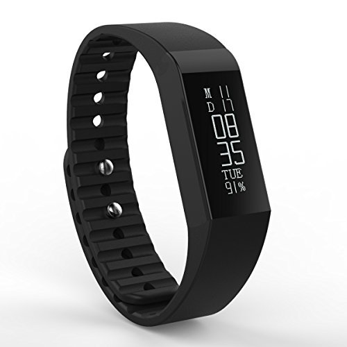 Toprime Fitness Tracker Multi Functions Replaceable