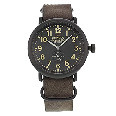 Shinola Detroit Quartz Male Watch 10000169 (Certified Pre-Owned) from Shinola