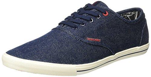 Denim Denim Light Blau Herren Blue Blue Sneaker amp; JONES Jjspider Canvas JACK gqwR8HRP