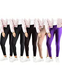 Dinamit Jeans Women Plus Size Fleece Lined Leggings Navy-Brown-Blk-Tan-Plum-2X