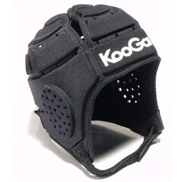 KOOGA classic dunedin rugby headguard junior [black]