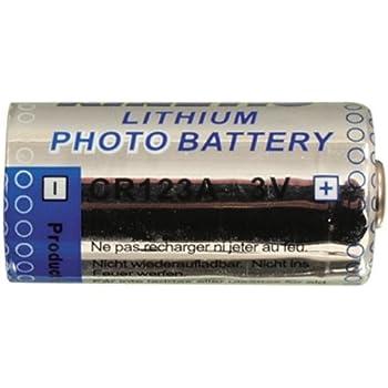 Amazon Com Varta Professional Litium Cr123a 3v Battery