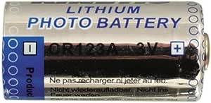 DE ON3221-20X Varta Professional CR123A 6205 LITHIUM 1600mAh 20x Blisters
