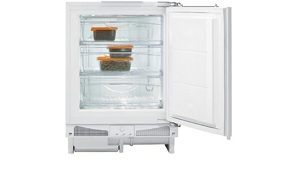 Gorenje FIU6092AW Integrado Vertical 86L A++ Blanco - Congelador ...