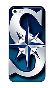 Awesome RosngMY415gmlGT DanRobertse Defender Tpu Hard Case Cover For Iphone 5/5s- Seattle Mariners (3D PC Soft Case)