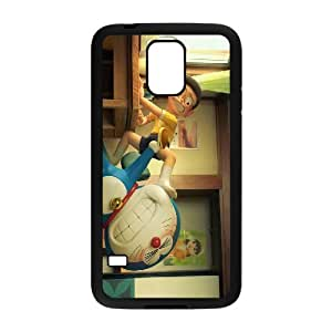 FLYBAI Doraemon Stand By Me Phone Case For Samsung Galaxy S5 i9600 [Pattern-3]
