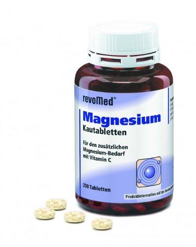 Magnesio Masticable (Pieza 200) contra Calambres musculares: Amazon.es: Salud y cuidado personal