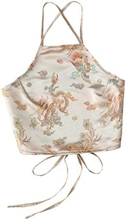 Chinese halter top _image2