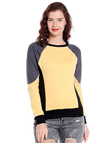 Campus Sutra Women Sweatshirt