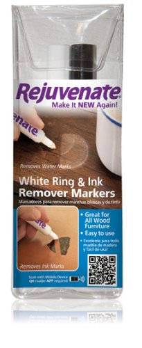 Laundry Ink Stain Removal - Rejuvenate Dark Ink Stain and White Ring Remover Pens