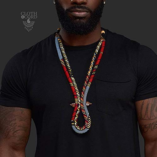 Mens African Necklace | Men