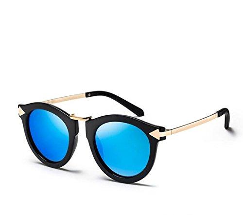 Sun Gafas Anteojos Película Polarizados Moda Azul glasses Nueva Sol De 7TAqT5rw