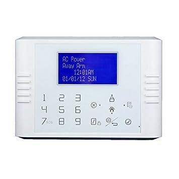 Kit De Alarma Inalámbrica GSM SMS Seguridad Casa/Oficina ...